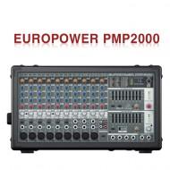 PMP2000 /멀티 FX 프로세서, 800와트 14채널의 파워믹서앰프