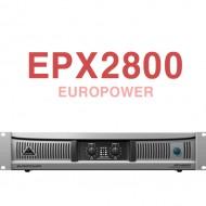EPX2800 /ATR기술이 탑재된 프로페셔널 2800W, 경량 스테레오 파워 앰프