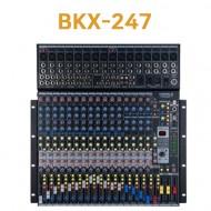 카날스 BKX-247 전문가용 26채널 오디오믹서앰프 믹싱콘솔 이펙터내장 랙타입